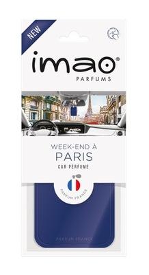 Scentway IMAO Weekend a Paris Zapach samochodowy