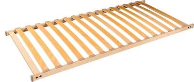 Stelaż solidny do łóżka 100x180. Mocne listwy