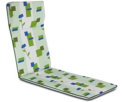 подушка Кресло Шезлонг с подставкой для ног 4 см