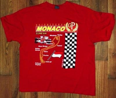 koszulka GP Monaco