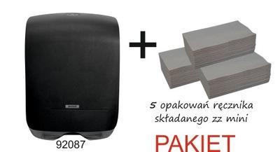 ПОЛОТЕНЦЕ ZZ мини 5 упаковка + ДОЗАТОР 92087