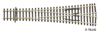Кроссовер ABW 12 ° симметричная, Tillig 83382