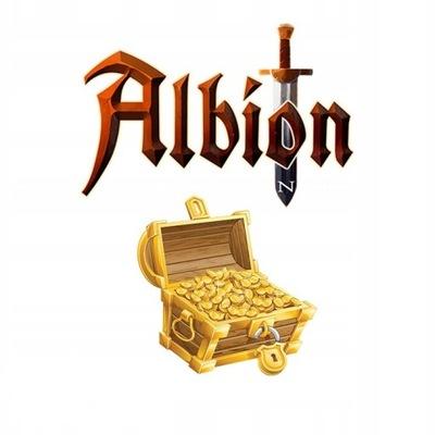 Albion Online Srebro Silver 10kk