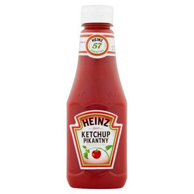 Ketchup Pikantny Heinz 342g