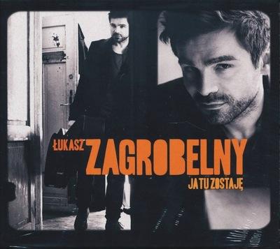 Lukasz Zagrobelny Ja Tu Zostaje 7298575027 Oficjalne Archiwum Allegro