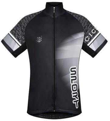 Koszulka rowerowa termiczna na rower męska damska