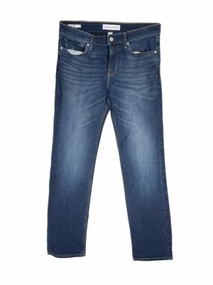 Spodnie jeansy męskie CALVIN KLEIN JEANS 34/32