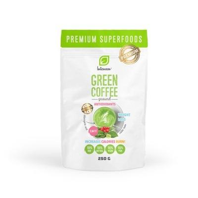 зеленый кофе молотая 250g