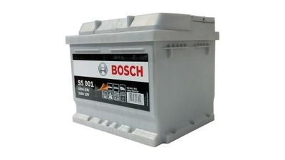 BOSCH SILVER S5 52Ah 520A