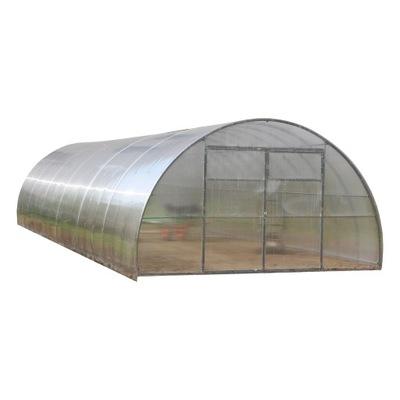Теплица 4x10m из ПРОФИЛЯ 40x20mm поликарбонат 6мм