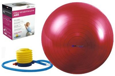 Loptu cvičenie, rehabilitáciu 55 cm