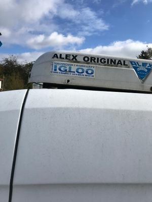 AGREGADO RADIADORES CHLODNIA ALEX ORIGINAL 12V