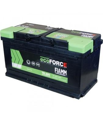 FIAMM ECOFORCE TR850 95AH 850A, фото