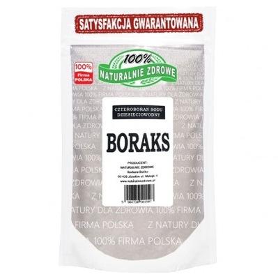 BORAKS czteroboran sodu czysty 10kg