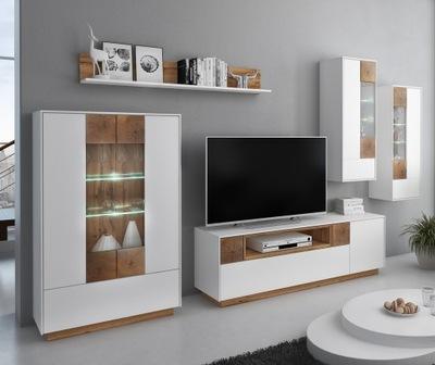 Стенка комплект мебели ESOS Белый ??? ??? wotan