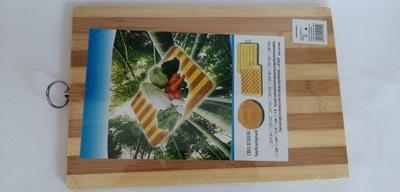 доска ??? нарезки бамбуковая 30 X 20 см
