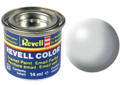 Farba modelarska Revell - 32371 JASNOSZARY SILK