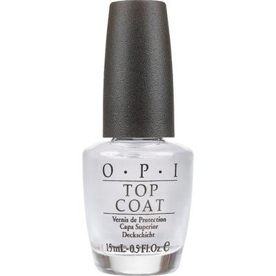 OPI Top Coat 15 ml #NT T30 Utwardzacz Nabłyszczacz