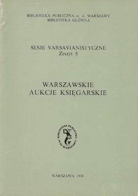 аукционы księgarskie