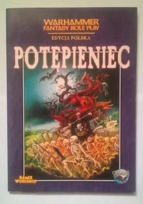 Potępieniec - Warhammer RPG 1 ed