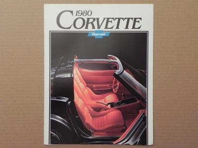 CHEVROLET CORVETTE C3 - 1980 r