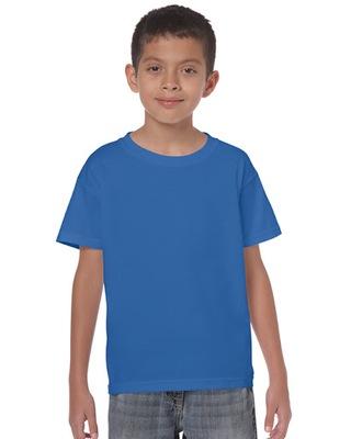 T-shirt Koszulka dziecięca Gildan Heavy Cotton L