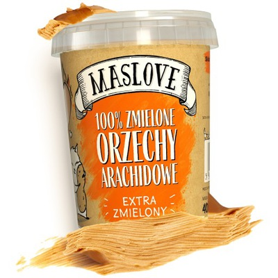 ?????????? Масло 100 % MASLOVE АРАХИСОВОЕ МАСЛО паста