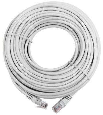 Kabel LAN 40m UTP Przewód Sieciowy PATCHCORD RJ45