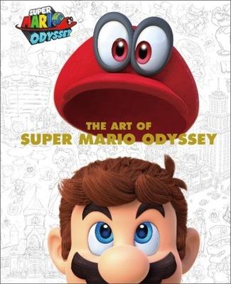 KSIĄŻKA The Art of Super Mario Odyssey