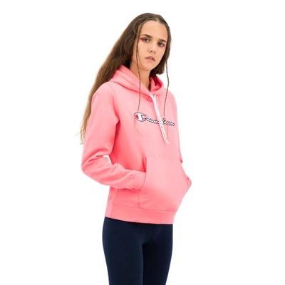 Bluza damska Champion różowa (113185-PS125) M