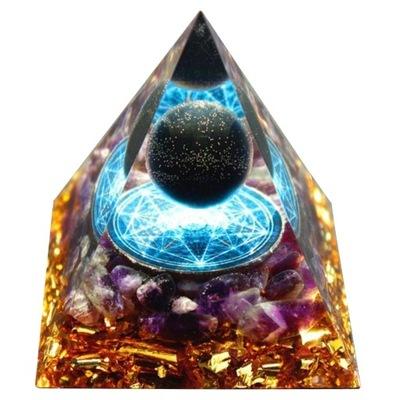 Duża piramida orgonowa Energy Emf Protection