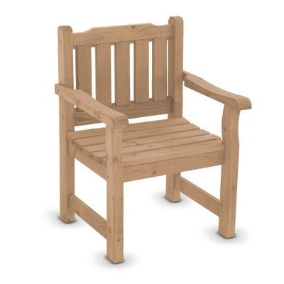 Meble ogrodowe Krzesło Cortina 70 x 60 x 90 cm