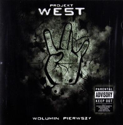 PROJEKT W.E.S.T : WOLUMIN PIERWSZY (CD)