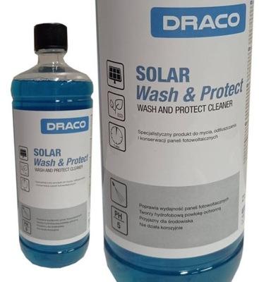Płyn do mycia PANELI FOTOWOLTAICZNYCH Solarów 1L