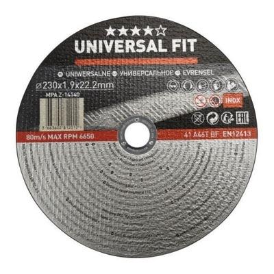 диск ??? металл Inox 230 x 1 ,9 мм x 22 ,2 крепкая !