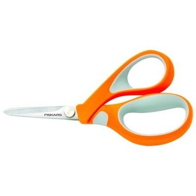 Fiskars ножницы RazorEdge кожухом, с мягкой 1014650 13см