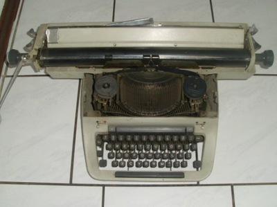 stara Maszyna do pisania predom łucznik PRL