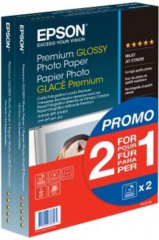 Papier Epson Premium Glossy Photo Paper 10x15cm 80