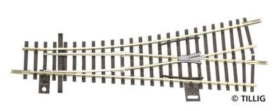 Кроссовер EW1 15 ° Слева , Tillig 83324