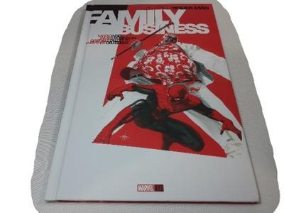 Waid AMAZING SPIDER-MAN FAMILY BUSINESS