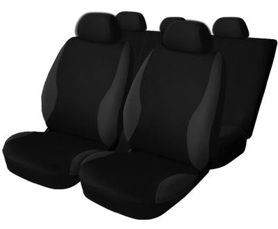 Pokrowce na fotele do Renault Modus 2004-2012