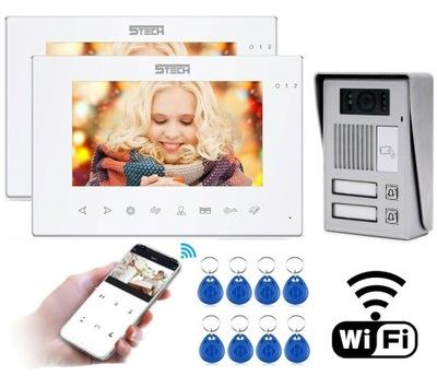 Видеодомофон Видеодомофон IP Wi-fi 5TECH ТЕЛЕФОН