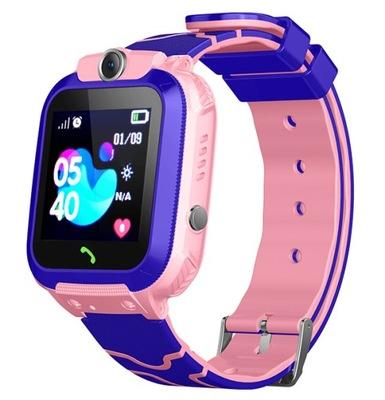 Smartwatch dla dzieci GPS LBS WIFI Menu PL