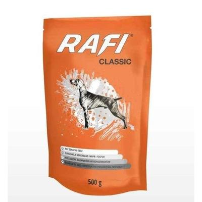 Dolina Noteci Rafi Classic bez zbóż 500g Dla Psa
