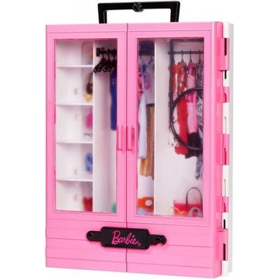 Barbie Szafa Na Ubrania Zestaw Modnych Sukienek 8262782652 Oficjalne Archiwum Allegro