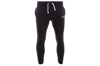 Spodnie męskie Nike M Dry Pant Taper Fleece ciemno
