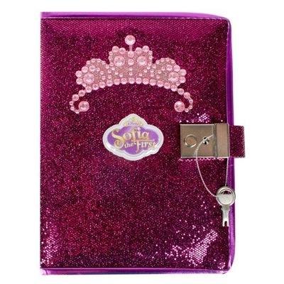 Notes zamykany pamiętnik Disney Księżniczka ZOSIA