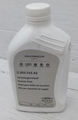 МАСЛО ATF КОРОБКИ ROZDZIELCZEJ АВТОМАТ VW G055515A2