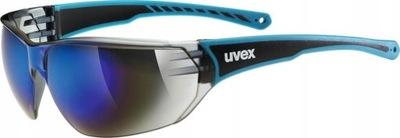 UVEX SportStyle 204 Okulary sportowe na rower S3