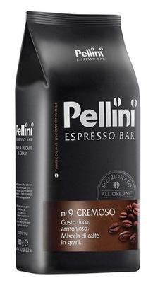 кофе в зернах Pellini Espresso Bar Cremoso 9 1 кг